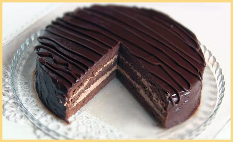 Торт прага
