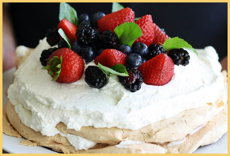 торт с ганашем