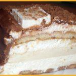 торт с творожным сыром