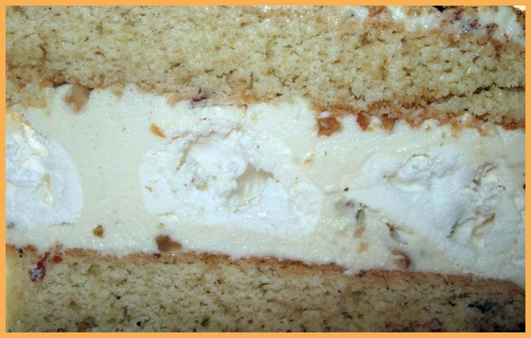 киевский торт с безе