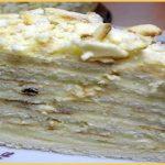 торт на сковорподе