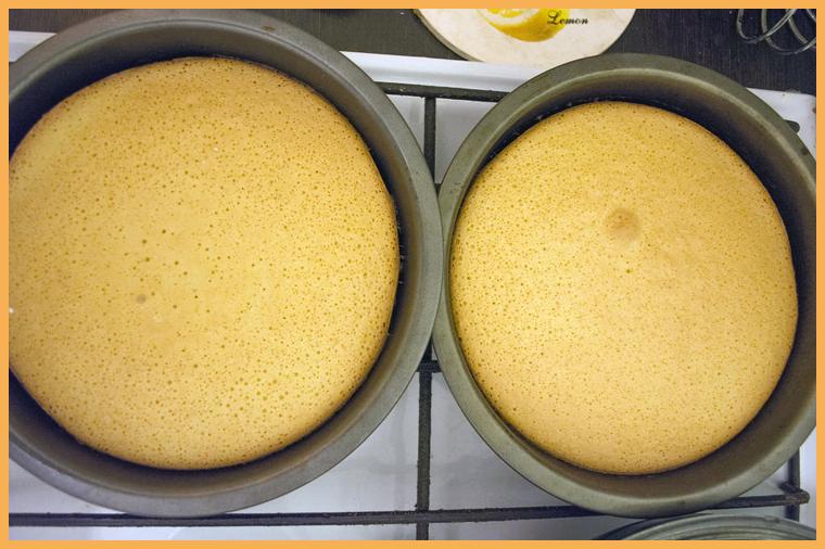 торт с рикоттой приготовление 2