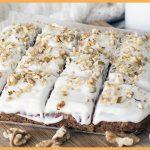 торт из печенья и орехов