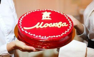 Рецепты приготовления торта Москва