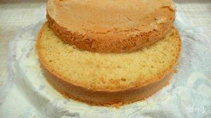 Готовые бисквитные коржи